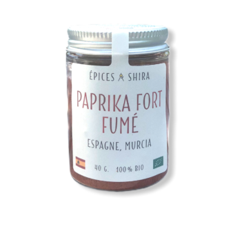 Shira paprika fort fumé